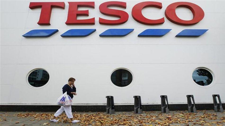 Britain's biggest supermarket, Tesco
